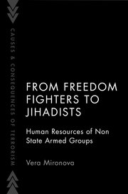 From Freedom Fighters to Jihadists book cover