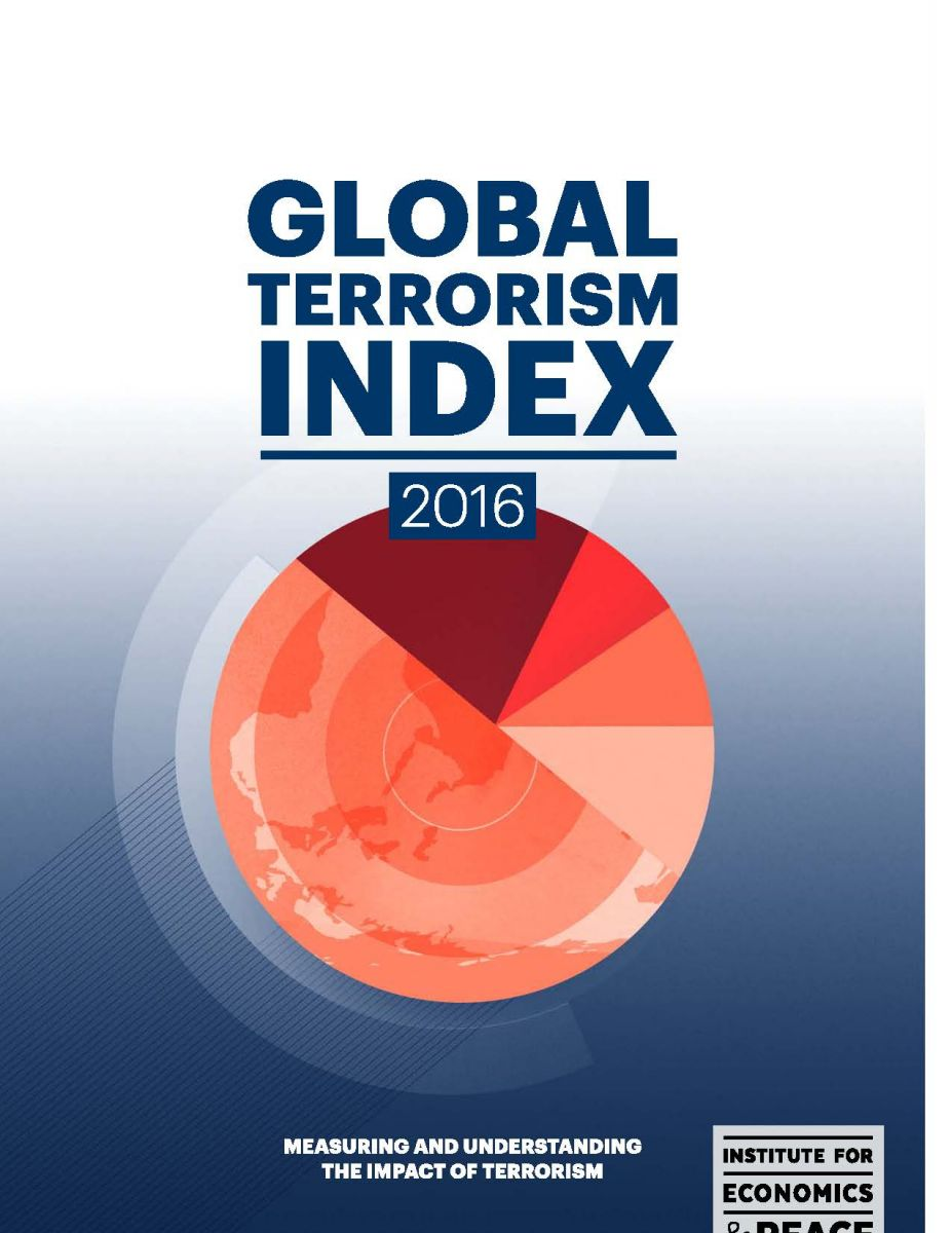 2016 Global Terrorism Index